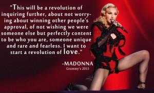 Madonna rev