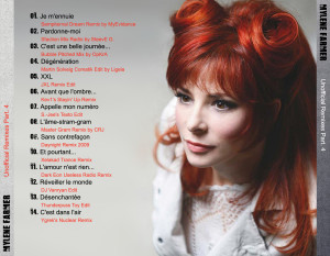 Mylène Farmer - Unofficial Remixes Part. 4 (Back)