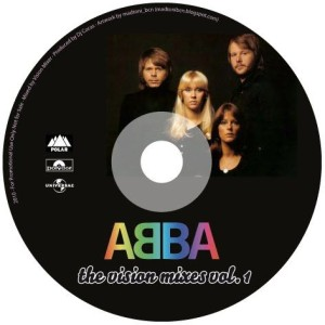 Abba vision volume 1 CD