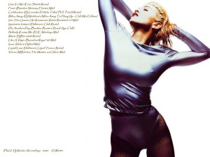 Dj Runken - The History Of Madonna (Megamix) (Part One) Back