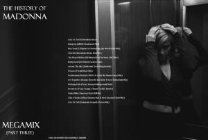 Dj Runken - The History Of Madonna (Megamix) (Part Three) (2010)