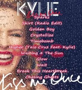 Kiss Me Once b