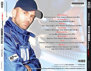 Peter Rauhofer Is Working Volume 1 b