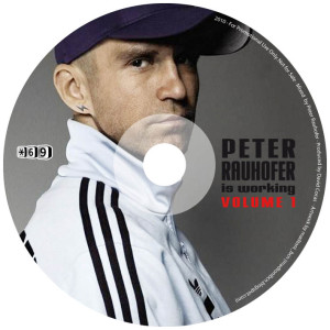 Peter Rauhofer Is Working Volume 1CD