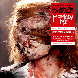 Monkey Me - Remyxes Edition - Sticker