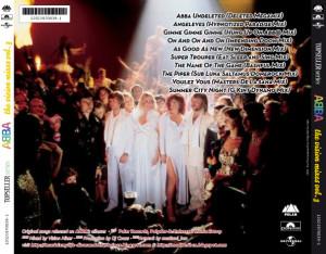 ABBA The Vision Mixes 3 - Back