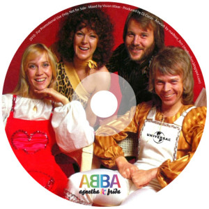 ABBA The Vision Mixes 3 - CD