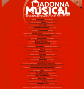 M the Musical_SetList_byMPAP