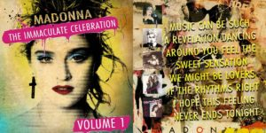Madonna The Immaculate Celebration front vol 1
