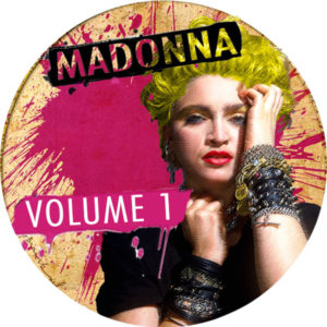 Madonna The Immaculate Celebration label vol 1