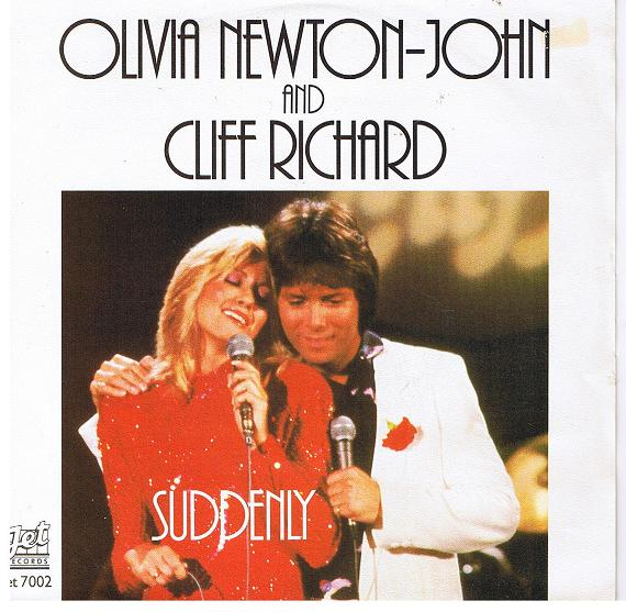 Olivia Newton-John and Cliff Richard - SUDDENLY (The Nine Sisters Remix) #XANADU -suddenly