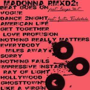 Madonna RMXD2 b
