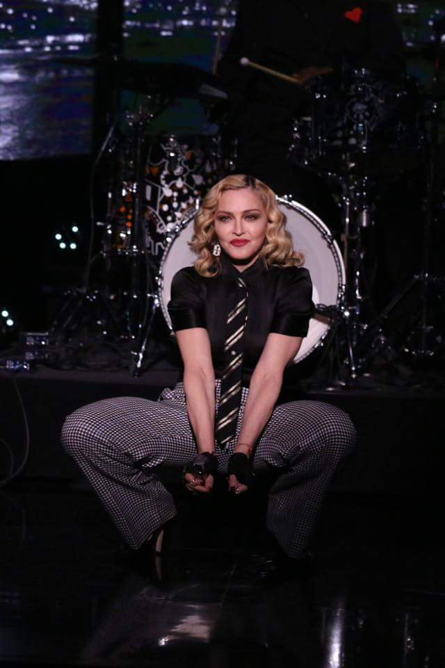 "22 Reasons Why MADONNA Was The Best While Performing ""Borderline"" Live on Jimmy Fallon + Watch The Full Video"