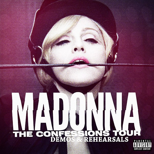 Favourite The Confessions Tour By MADONNA – The 37 Demos And Reharsals!