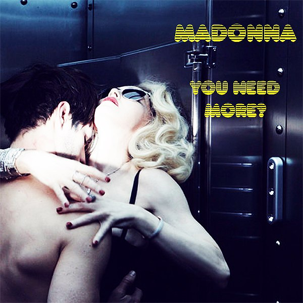 MADONNA Do You Need More? - The Extra Collection With 22 Rare Gems!