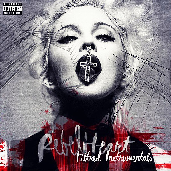 """Rebel Heart"" By MADONNA – The New Classic 35 Instrumentals"