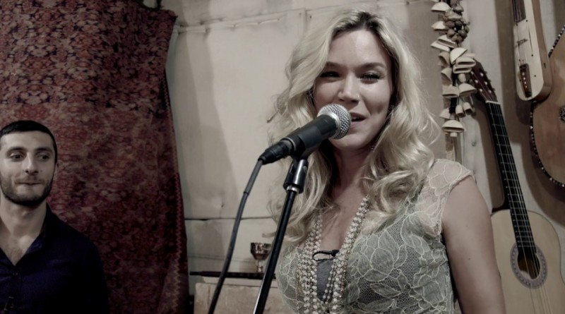 JOSS STONE Surprises Doing A Collaboration With Armenian GATA BAND