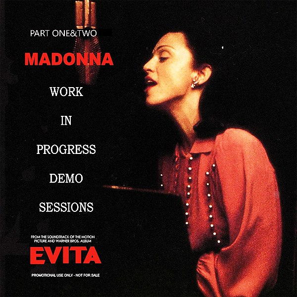 MADONNA The 47 EVITA Fabulous Demos – DIVA!