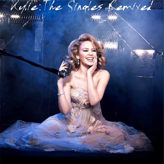 Exclusive KYLIE MINOGUE The Singles Remixed!