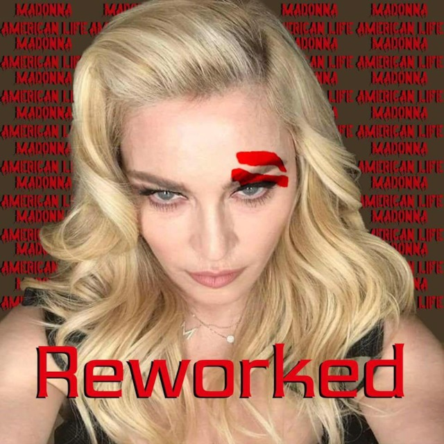 "Enjoy the incredible new Rework of Madonna`s ""American Life"" by DJ MAGNUS"