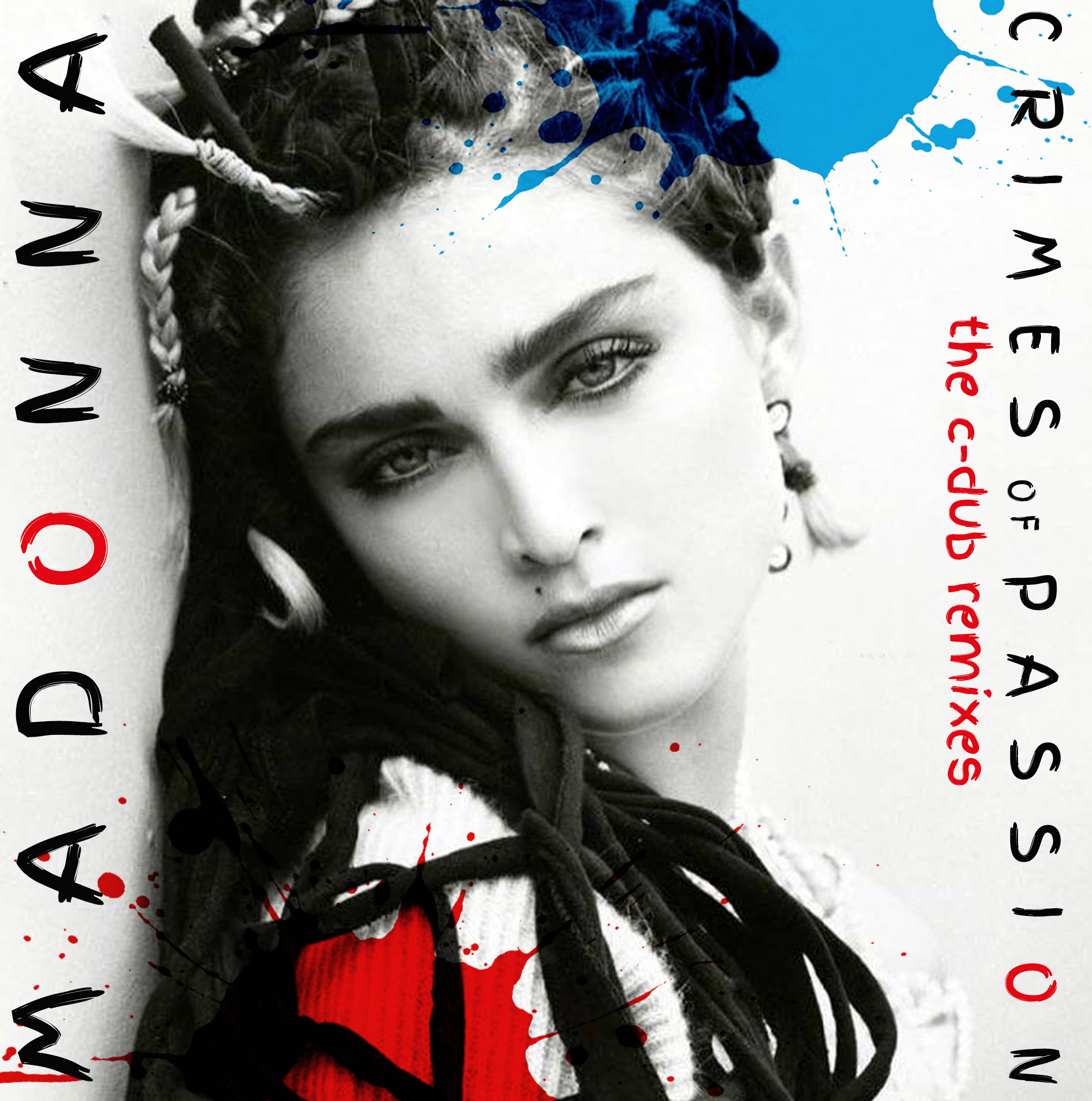 """MADONNA """"Crimes Of Passion"""" New Remix EP By C-Dub"""